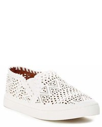 Report Abena Perforated Slip On Sneaker