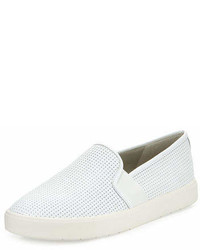 Vince Blair 5 Perforated Slip On Sneakers