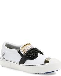 Fendi Karlito Slip On Sneaker