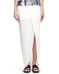 Helmut lang lush slit maxi skirt medium 889275