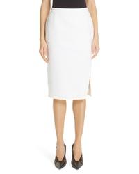 Altuzarra Asymmetrical Slit Pencil Skirt