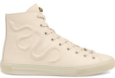 97a8a179049 ... Sneakers Gucci Major Snake High Top Sneaker ...