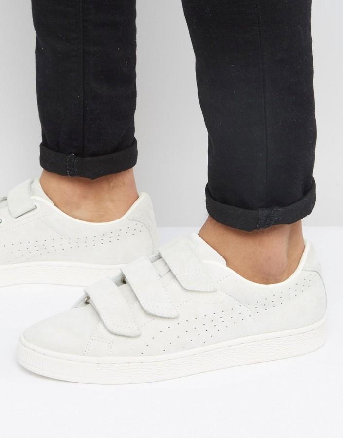 puma sneakers velcro