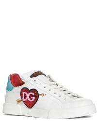 Dolce & Gabbana Dolcegabbana Heart Sneaker