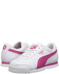 Puma Kids Roma Basics Jr Girls Shoes