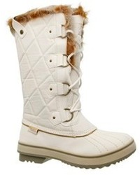 Skechers Highlanders Cotton Tail Waterproof Winter Boot
