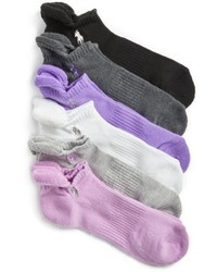 Ralph Lauren 6 Pack Tab Back Low Cut Socks