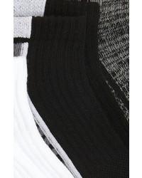 Calvin Klein Coolpass 3 Pack No Show Socks