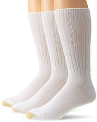 Gold Toe Cotton Fluffies Casual Sock 3 Pack