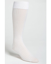 Pantherella Cotton Lisle Blend Over The Calf Socks