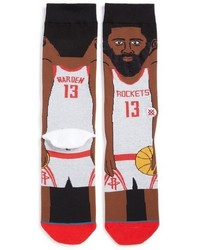 Stance Nba Legends James Harden Crew Socks