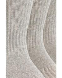 Nordstrom Shop 3 Pack Athletic Socks