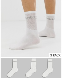 Reebok Training Socks In White