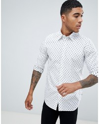 Diesel S Folk Star Shirt White