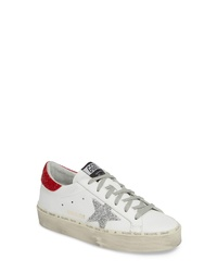 Golden Goose Hi Star Embellished Sneaker