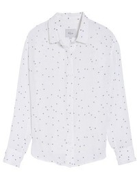 Rails Sydney Star Linen Blend Shirt