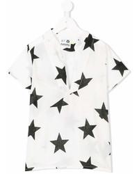 Nununu Star Print T Shirt