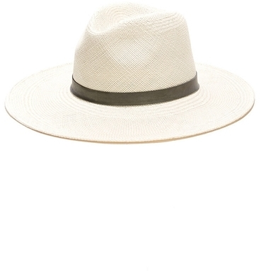 Janessa Leone Agave Wide Brim Panama Hat Where To How Wear 9fc59f9f9af