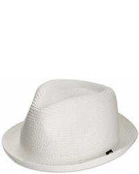 Block Hats Braided Rocky Fedora