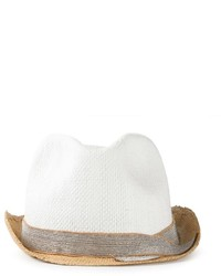 Brunello Cucinelli Embellished Straw Hat