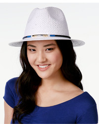 Vince Camuto Color Band Panama Hat