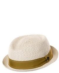 Goorin Brothers Guillermo Straw Porkpie Hat