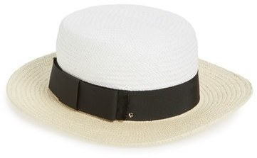 Kate Spade New York Boater Hat