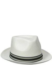 Original Penguin Solid Color Straw Fedora