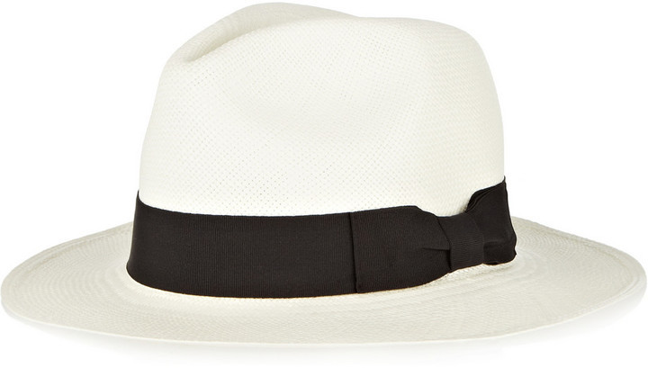 Discount New Arrival Outlet Store Cheap Price Classic Toquilla Straw Panama Hat - White Sensi Studio Clearance Exclusive Limited Edition Sale Online High Quality Sale Online pJbNskU