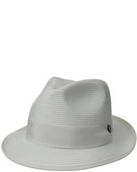 Stetson Mens Latte Florentine Milan Straw Hat