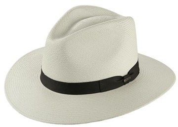 2e688d37da3476 Scala Straw Safari Hat White, $219 | Nordstrom | Lookastic.com