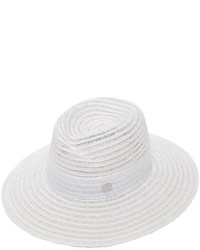 Maison Michel Virginie Braided Straw Hat