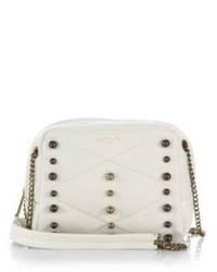 Lanvin Mini Sugar Studded Lambskin Shoulder Bag