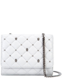 Thomas Wylde Studded Quilted Crossbody