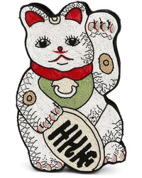Olympia Le-Tan Manekineko Clutch