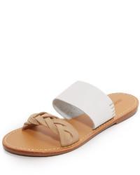 Soludos Braided Slide Sandals