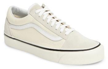 vans old skool daim beige
