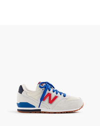 J.Crew Kids New Balance For Crewcuts 996 Lace Up Sneakers