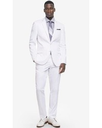 Men's White Suits by Express | Men's Fashion | Lookastic com