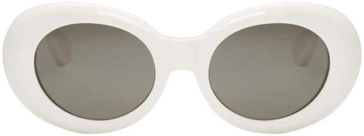 White Mustang Sunglasses Acne Studios cVR9o