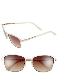 BCBGMAXAZRIA Destiny 54mm Sunglasses