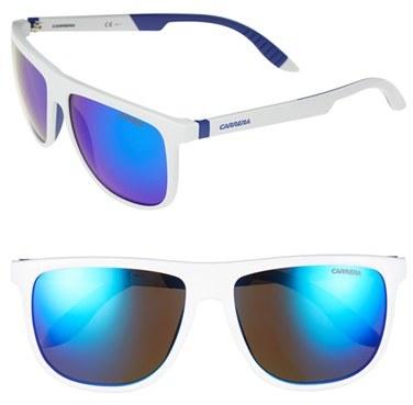 Очки солнцезащитные мужские белые
