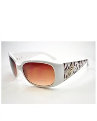 GUESS Sunglasses Gu 7167 White Crystal 59mm