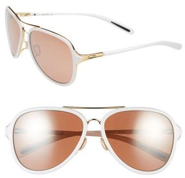 b44b765d0a Oakley Kickback 58mm Aviator Sunglasses