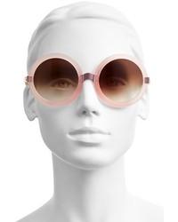 e496d9181d ... Wildfox Couture Wildfox Malibu 56mm Round Sunglasses