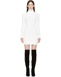 Calvin Klein Collection White Thorvald Dress