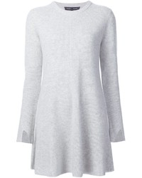 Proenza Schouler Flared Sweater Dress