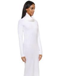 e47a284053 ... DKNY Long Sleeve Turtleneck Dress