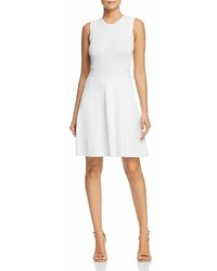 MICHAEL Michael Kors Michl Michl Kors Ribbed Fit And Flare Sweater Dress