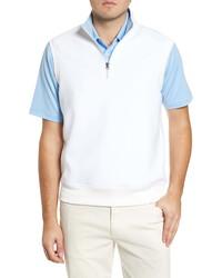 johnnie-O Del Quarter Zip Golf Vest